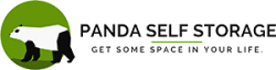 Panda Self Storage Logo